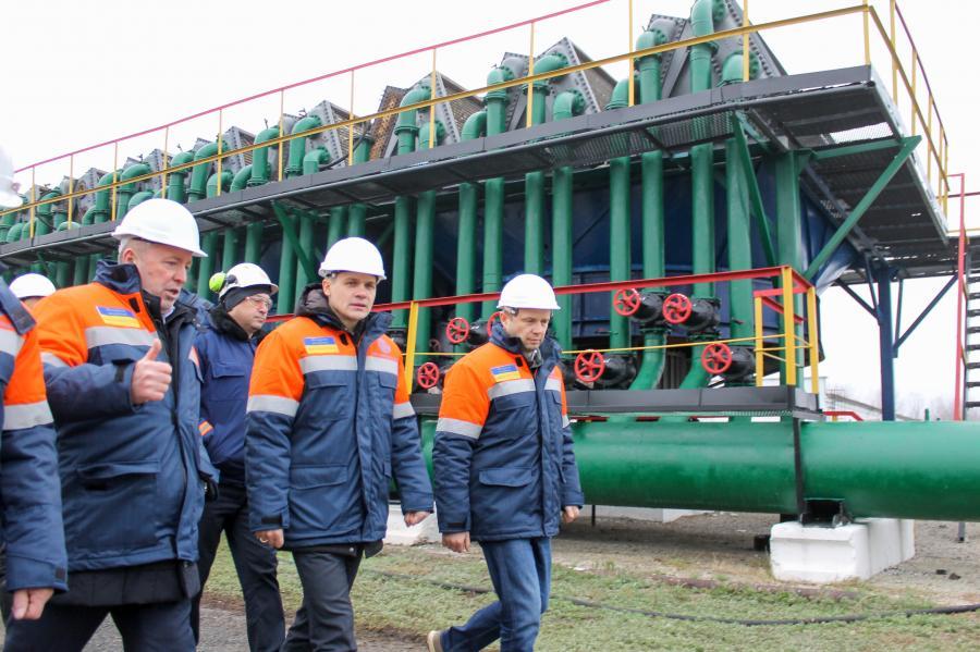 Алексей Кучер занялся газодобычей