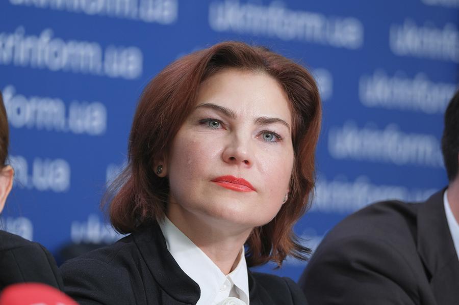 Харьковчанка возможно возглавит Госбюро расследований