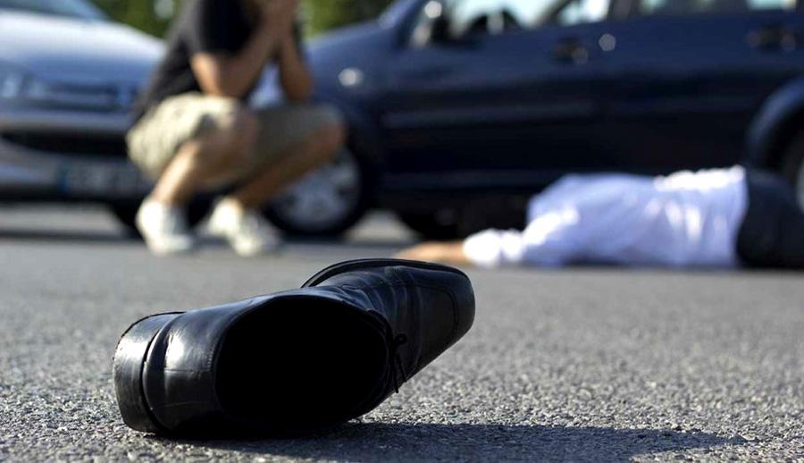 Пешеход должен компенсировать ремонт автомобиля