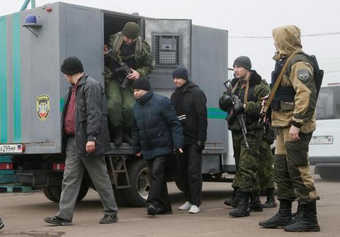 Из плена освобожден военный из Харьковской области