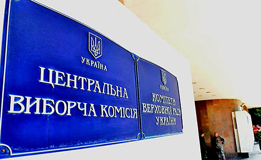 Сводка о выборах по Харьковщине