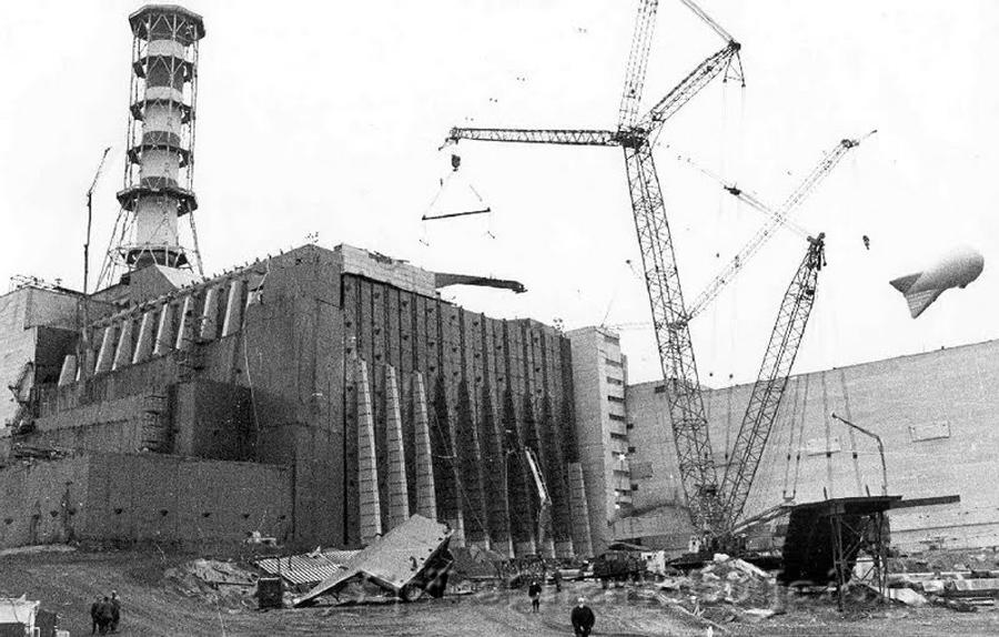 Харьковщина почтила память участников ликвидации Чернобыльской катастрофы