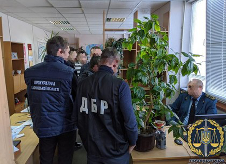 Проверки таможенников Харьковщины
