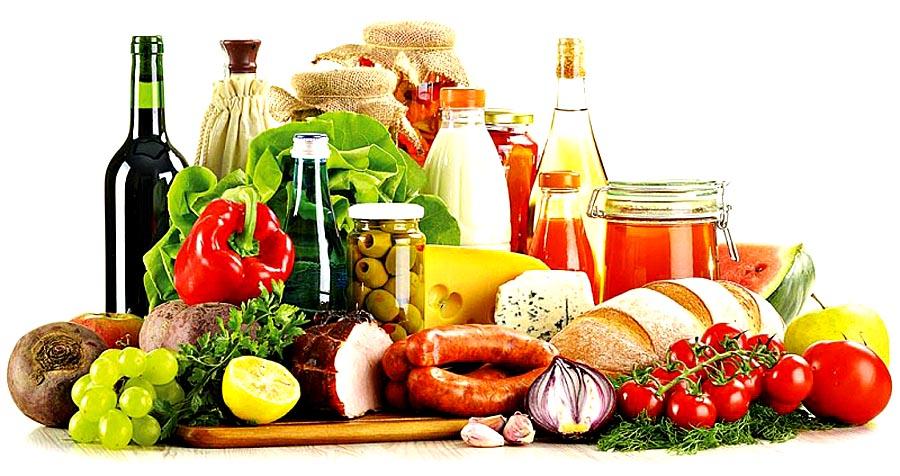 Легкі продукти для здоров'я після святкового столу