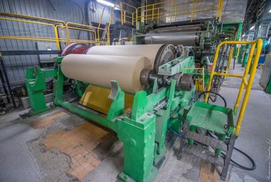 Уникальный проект Змиевской бумажной фабрики