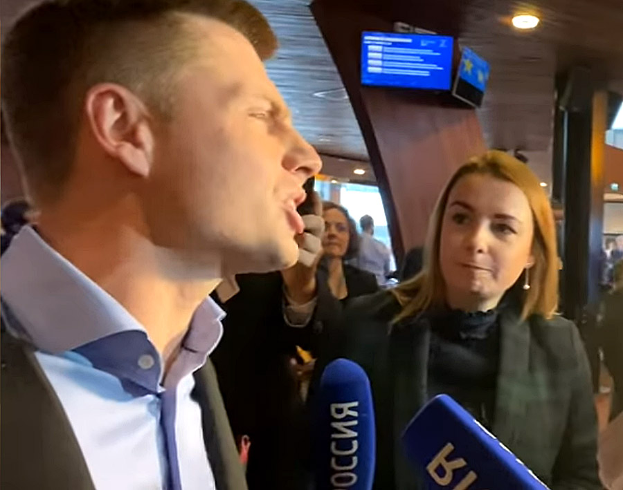 Скандал в Страсбурге по теме «защиты русского языка»
