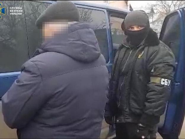 На Харьковщине задержали диверсанта