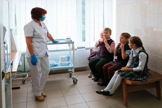 Медсестры в школах будут! Антифейк