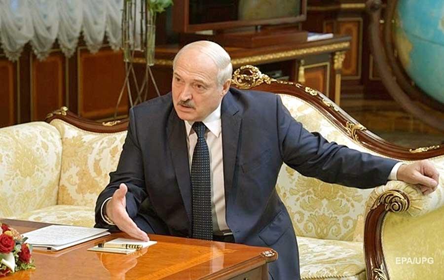 Лукашенко прокомментировал инцидент с самолетом «Ryanair»