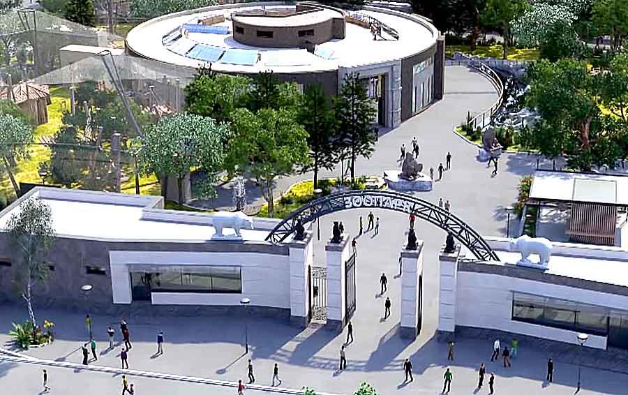 Харьковский зоопарк почти готов | Трибуна Новости