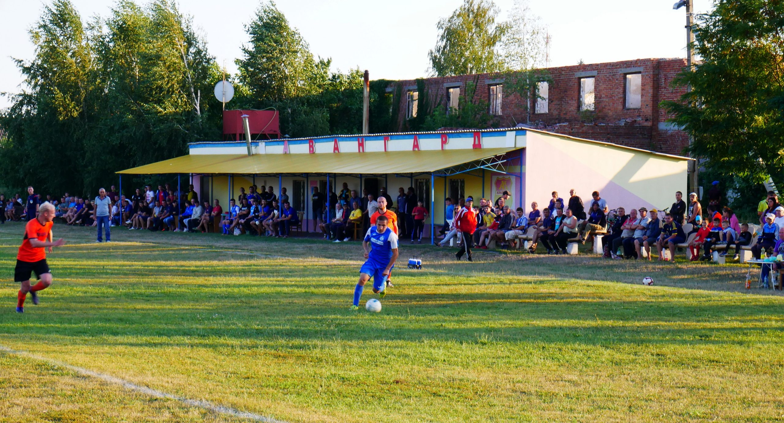 Підсумки регіональних футбольних ліг Харківського району