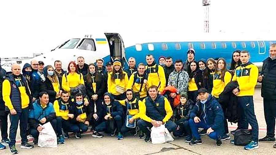Украина завоевала 15 медалей чемпионата