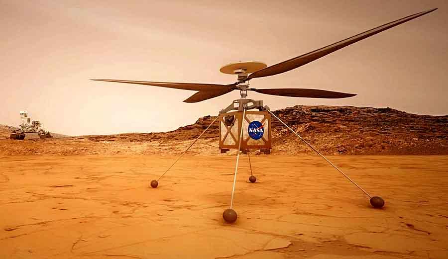 NASA сообщило о новых марсианских рекордах