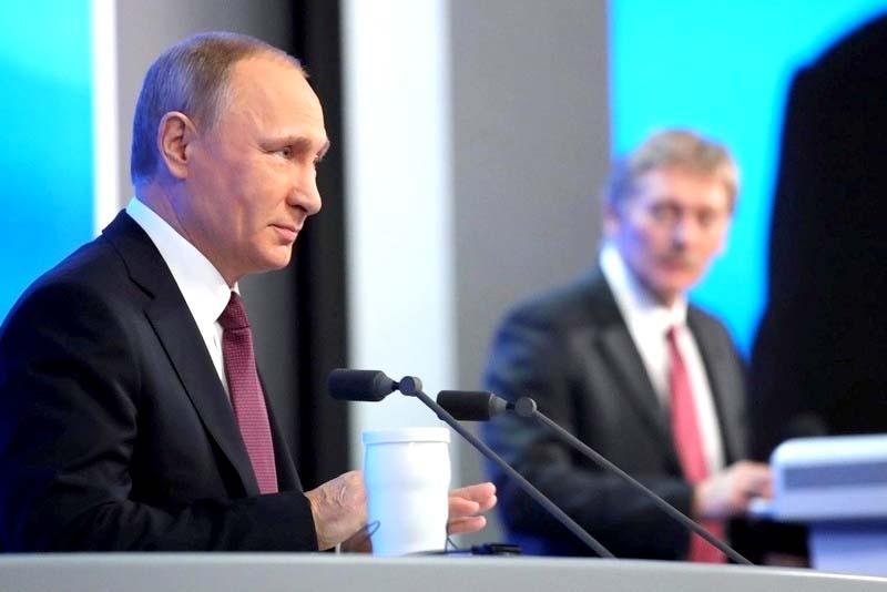Путин ответит сам, если сочтет нужным
