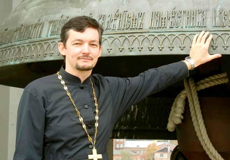 Гей-скандал в Русской православной церкви