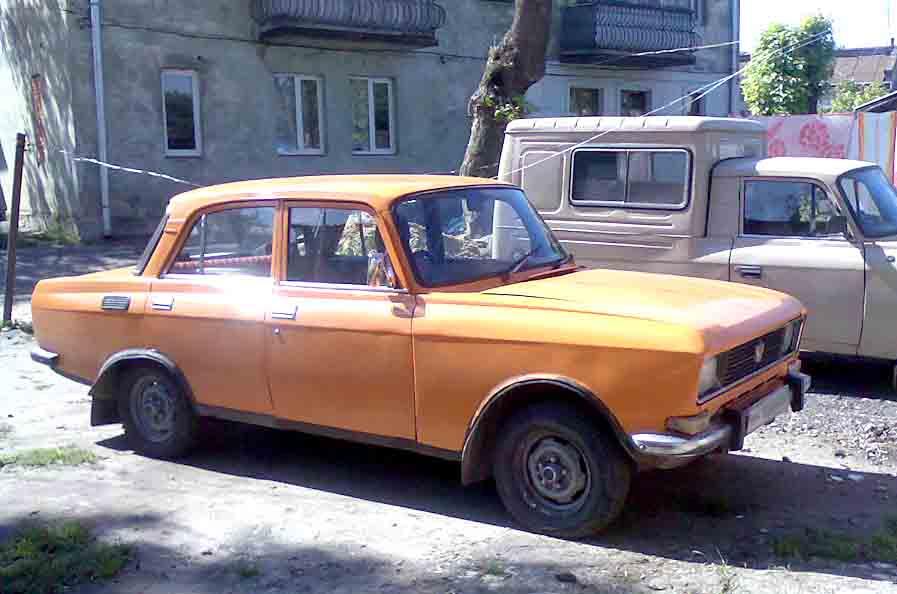 Новый сбор со старых автомобилей