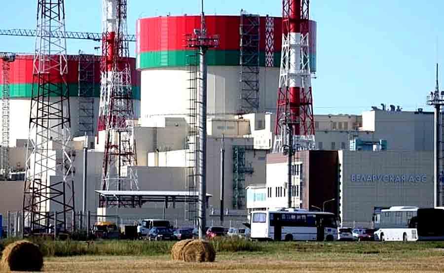 Беларусь отключила линии электропередачи с Литвой