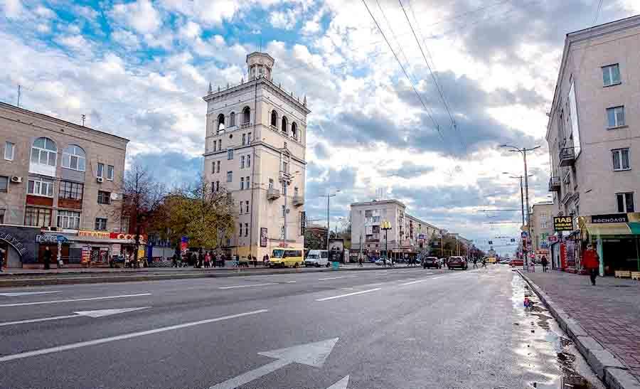 Плюс 2 области, Харьков — на подходе