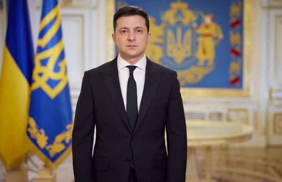Зеленский поздравил украинцев с Днем Победы