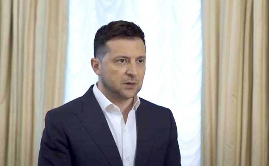 Зеленский о прошедшем заседании СНБО: видео