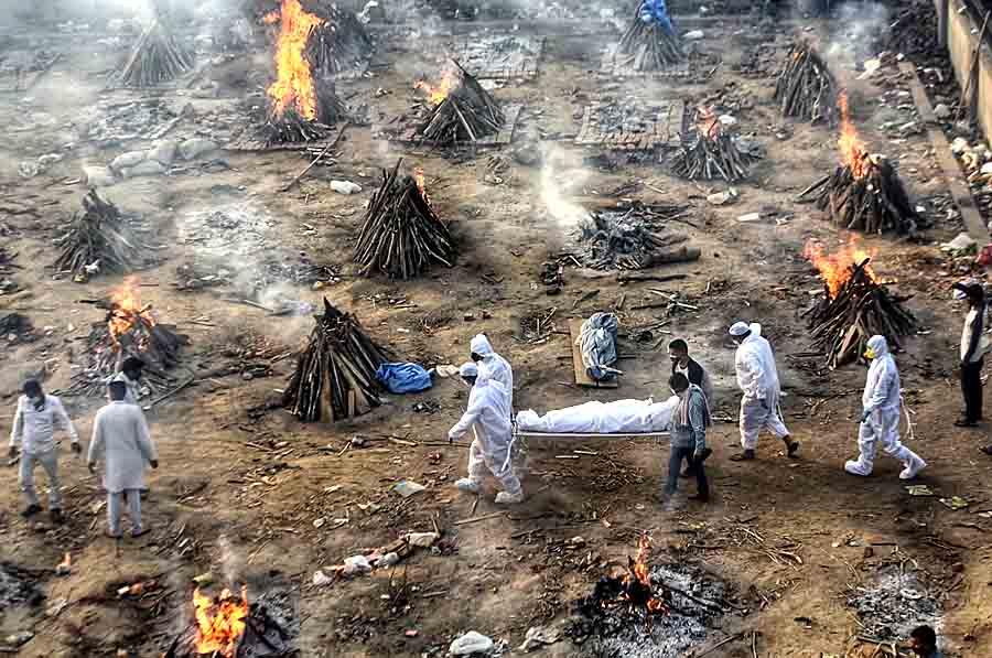В Индии «шторм» инфекций