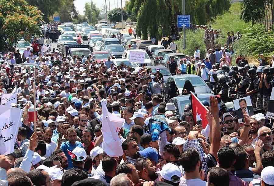 В Иордании предотвратили переворот