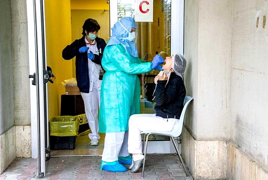 Британский штамм коронавируса обнаружили поздно