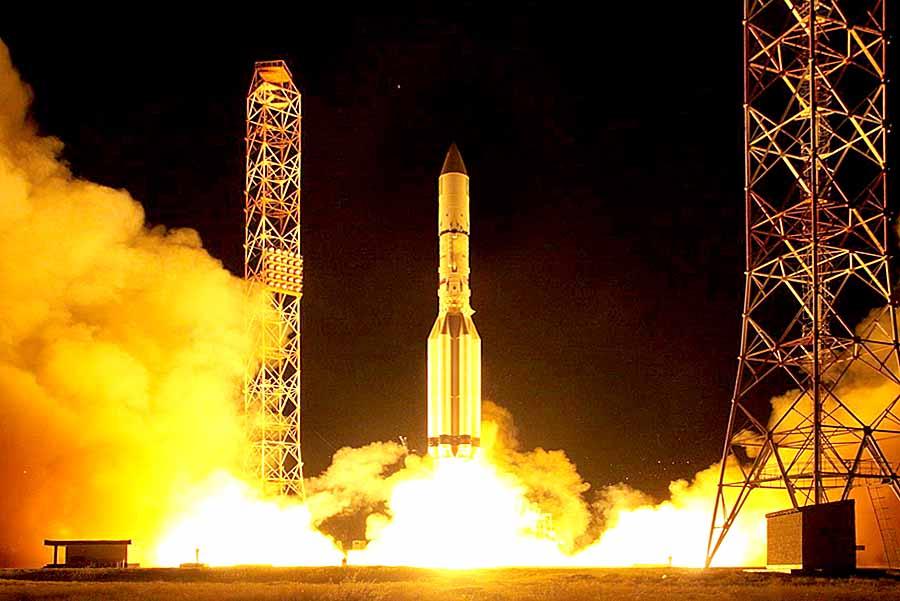 На МКС улетела новая смена астронавтов