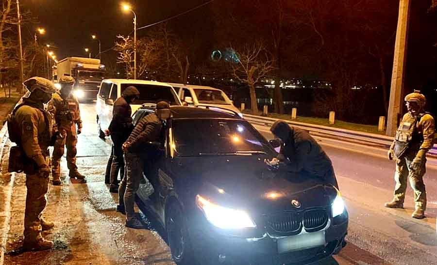 В Николаеве задержали квартирных воров: видео
