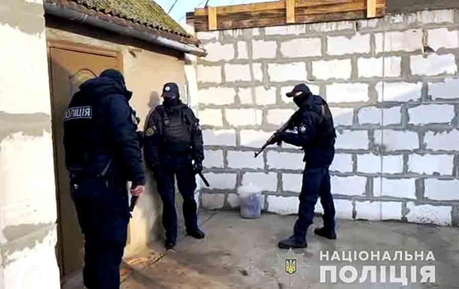 В Одессе избавляются от криминалитета