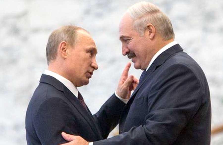 Путин боится ехать на Донбасс