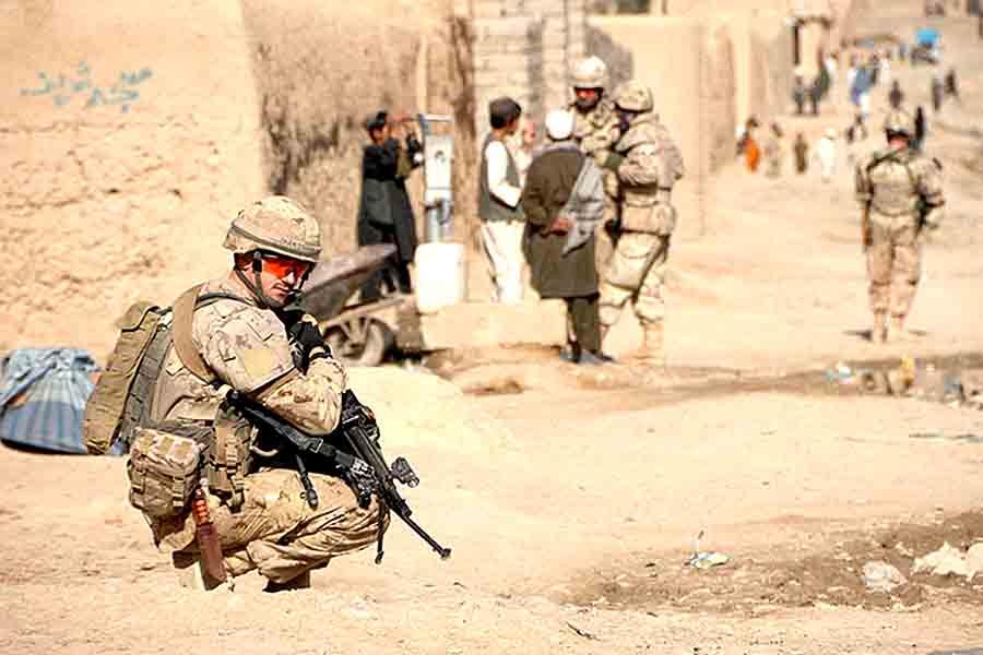 Войска НАТО выходят из Афганистана