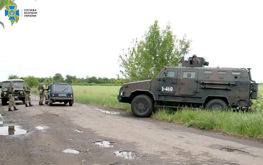 В Харьковской области проходят антитеррористические учения