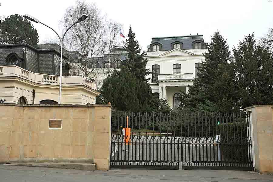 Скандал: Чехия vs Россия