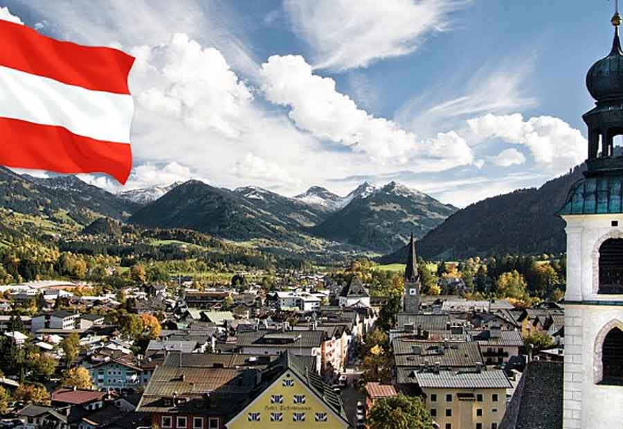 Австрия готовится к встрече туристов