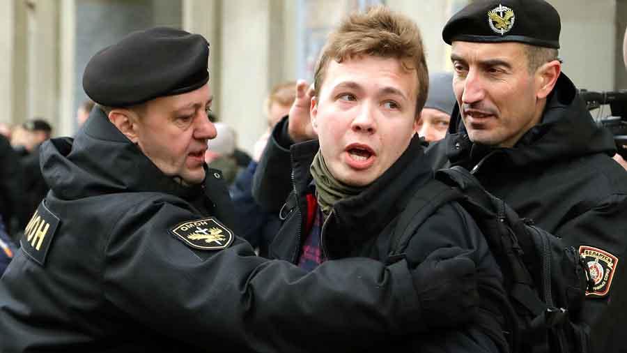 Основатель канала NEXTA задержан за терроризм