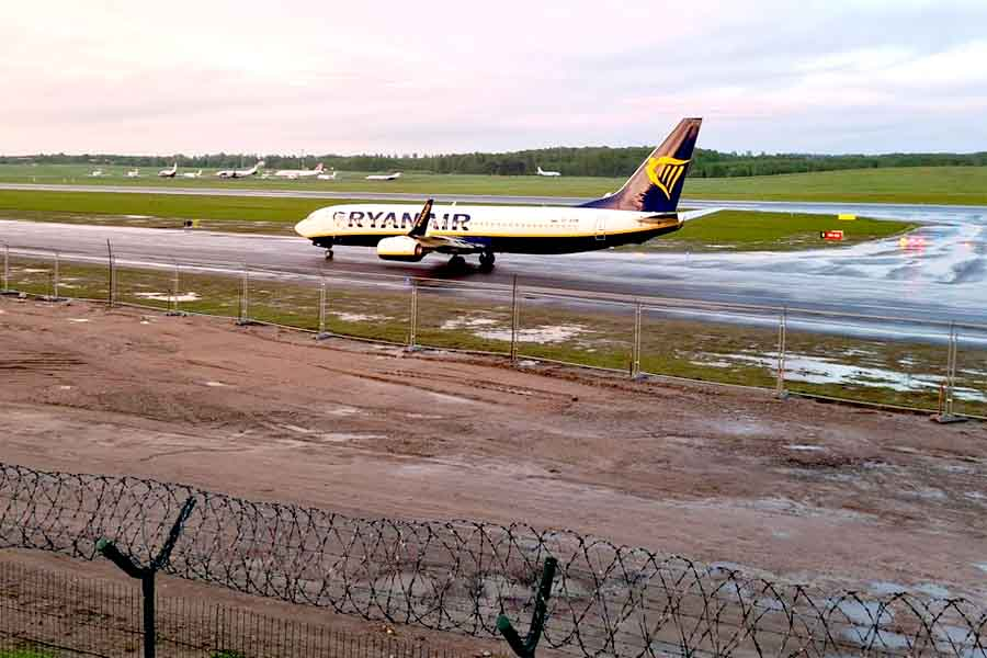 Всплывают новые подробности белорусского инцидента с самолетом