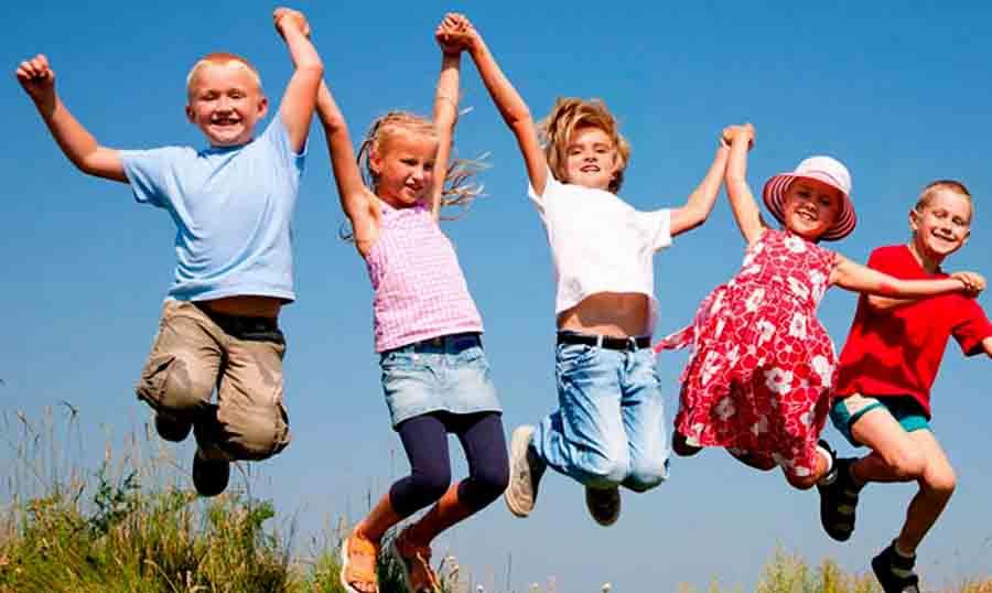 День защиты детей в Харькове