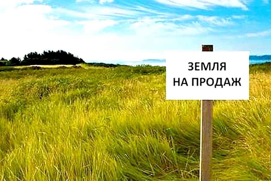 Рынок земли откроется с 1 июля