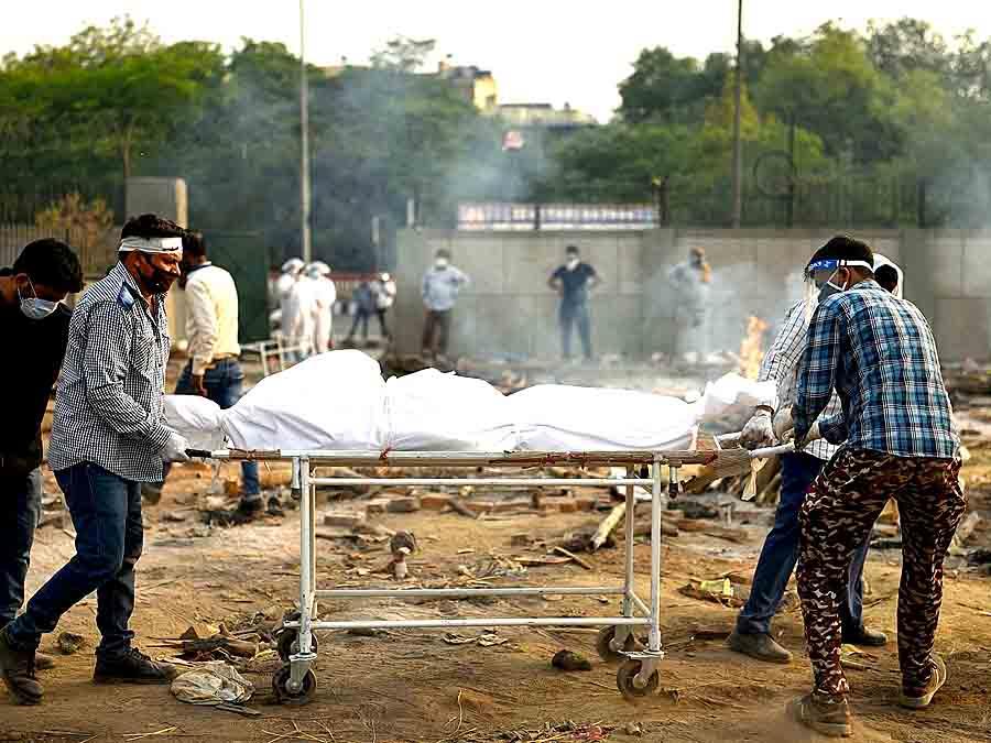 В Индии началась еще одна эпидемия