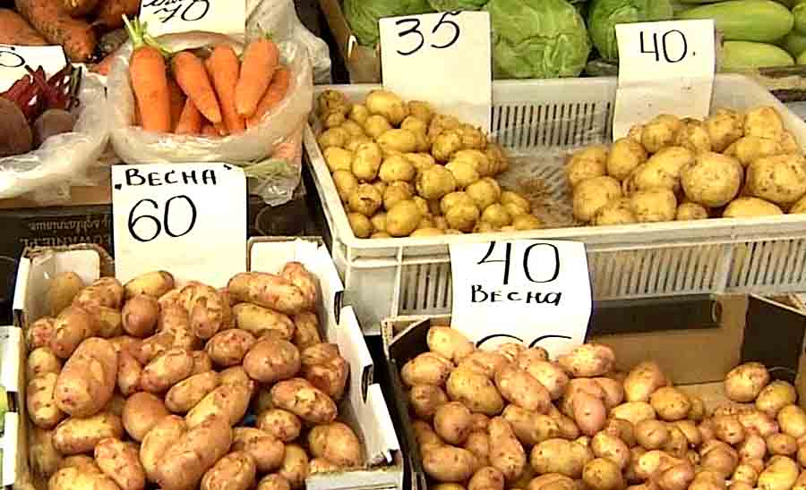 Причины дороговизны отечественных овощей
