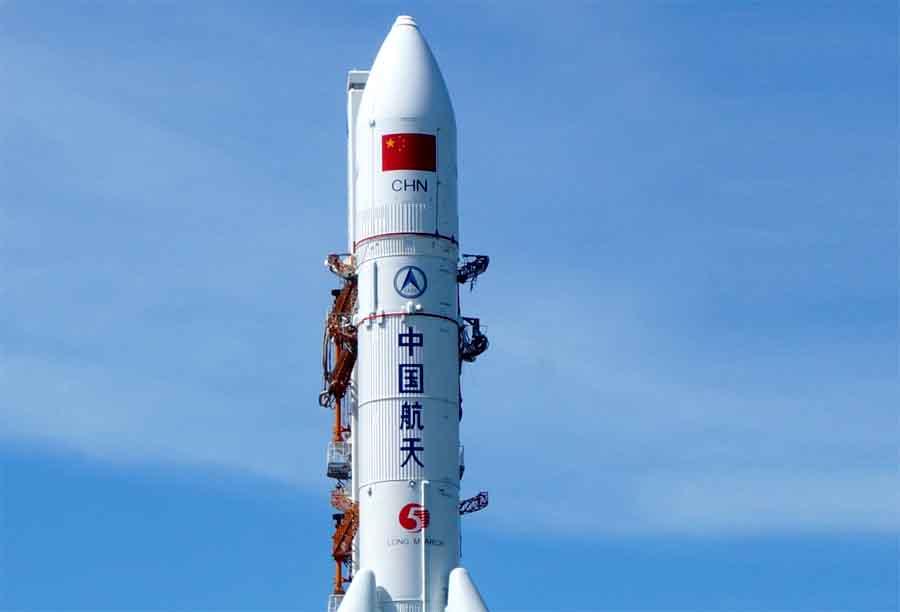Китайская ракета может упасть где угодно