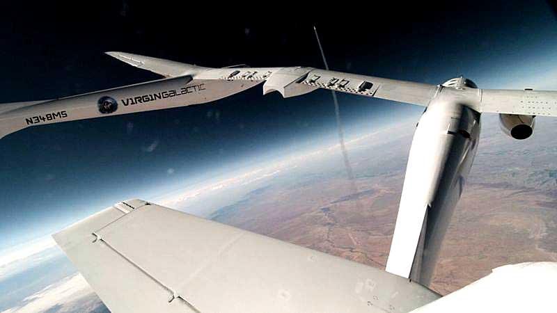 Космический туризм скоро станет реальностью