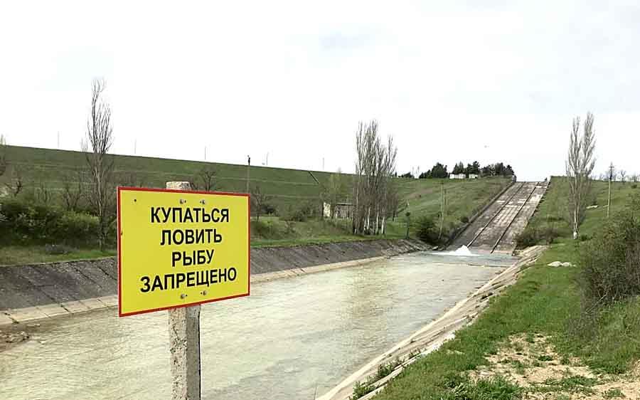 Крым: Еще не лето, а воды уже нет