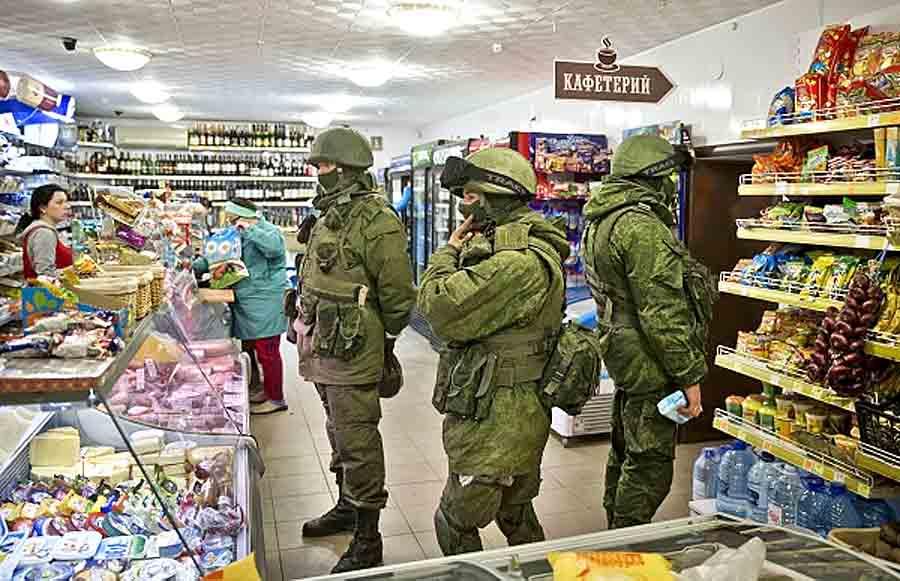 В Крыму возник дефицит продуктов