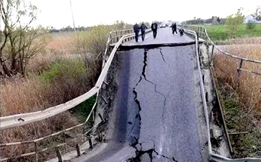 Рухнувшие мосты