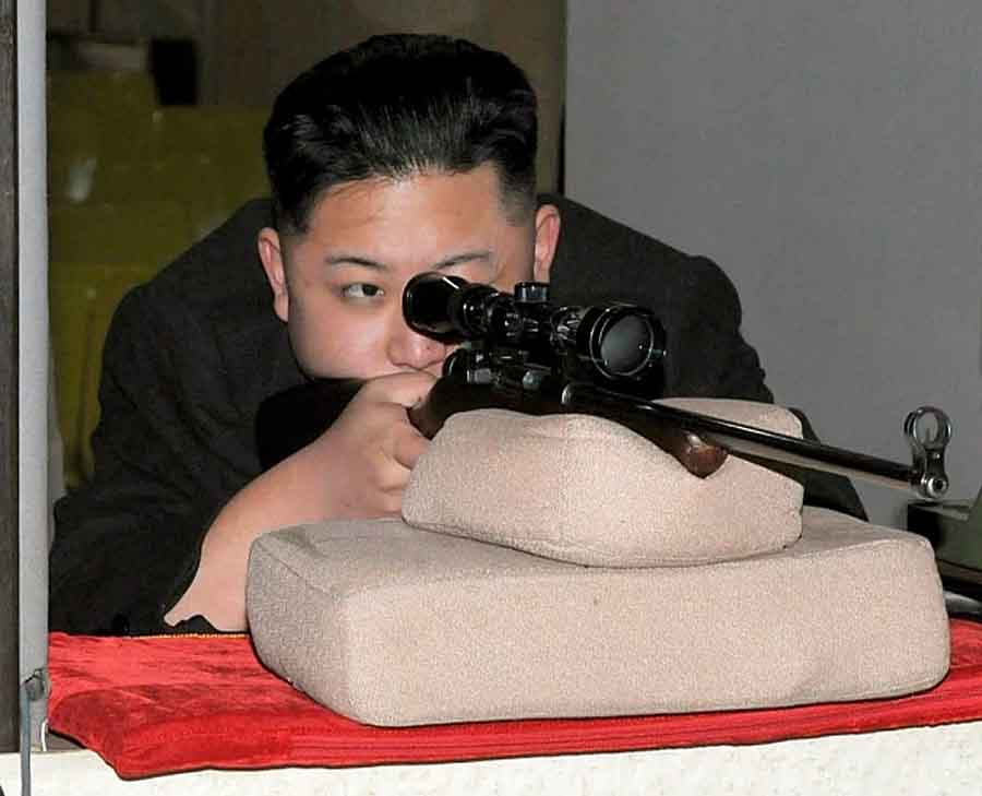 Ким Чен Ын объявил войну голубям