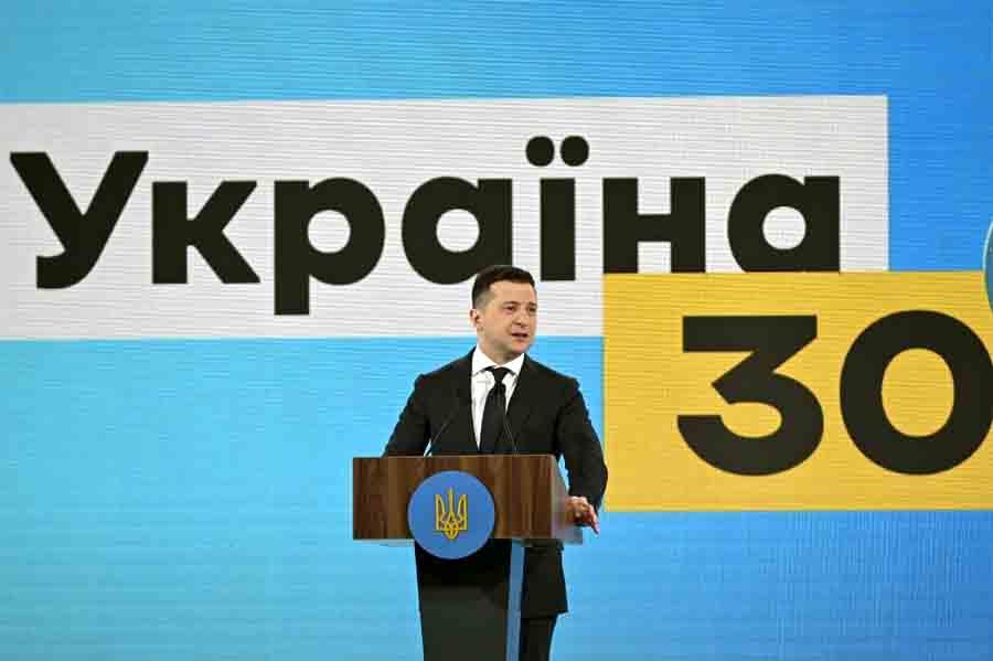 """Сегодня новый форум «Украина 30"""""""