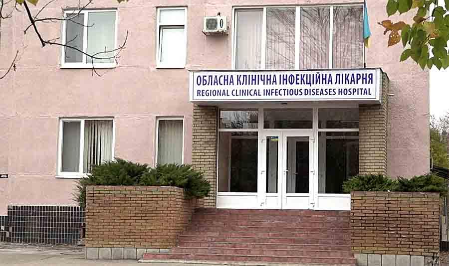 Ситуация в харьковских больницах