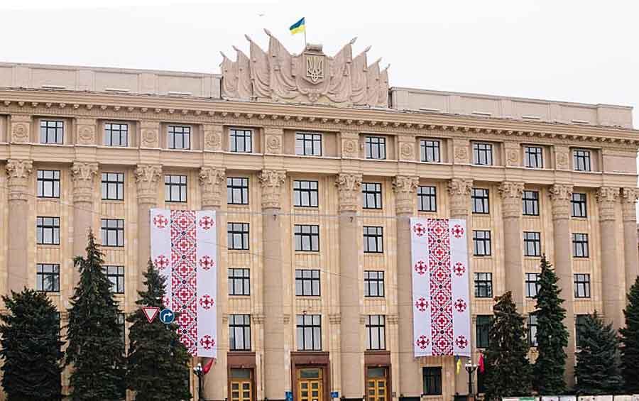 В Украине сегодня День вышиванки
